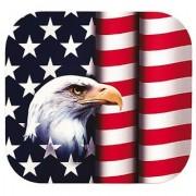 Fellowes(R) Decorative Mouse Pad Flag/Eagle