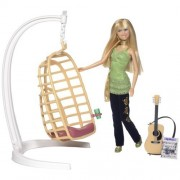Hannah Montana House Song Writing Swing Set with Hannah Doll by PA Distribution (Play Along Toys)