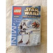 Lego Star Wars Mini AT-ST & Snowspeeder by LEGO (English Manual)