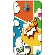 Snooky Digital Print Hard Back Case Cover For Micromax Bolt Q336 98158