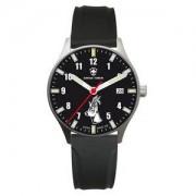 Swiss Timer Uhr H3-GTLS Rehbock, Silikonarmband