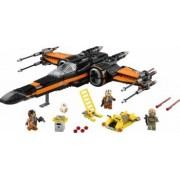 Set Constructie Lego Star Wars Poes X-Wing Fighter