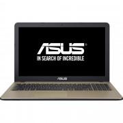 """Notebook Asus X540LA, 15.6"""" HD, Intel Core i3-4005U, RAM 4GB, HDD 500GB, Free DOS, Negru"""