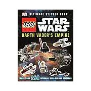 LEGO Star Wars Darth Vader's Empire Ultimate Sticker Book - English version