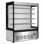 Vitrina frigorifica abierta vertical 4 alturas 1500 litros Polar GH269