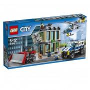 LEGO® City Police provala buldožerom 60140