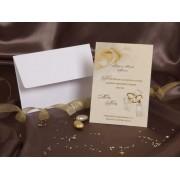 invitatii nunta cod 30024
