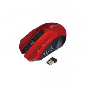 Mouse Vakoss Optical Wireless TM-658UR Red