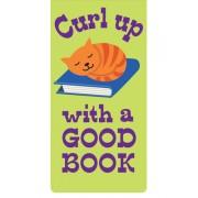 Magnetische boekenlegger: Curl up with a good book