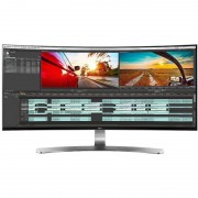 Monitor LED Curbat Gaming LG 34UC98-W 34 inch 5ms White