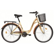 Bicicleta City DHS Citadinne 2632 - model 2016