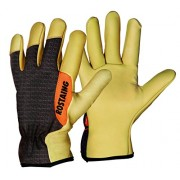 """Rostaing SEQUOIA-IT09 """"Sequoia"""" Gloves - Brown"""