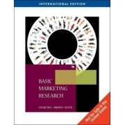 Basic Marketing Research, International Edition (with Qualtrics Printed Access Card) by Tom J. Brown