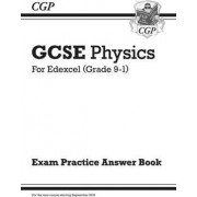 New GCSE Physics: Edexcel Answers (for Exam Practice Workbook) by CGP Books