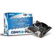 MSI C847IS-P33 Carte mère intel Mini ITX Celeron