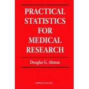Practical Statistics for Medical Research by Douglas G. Altman