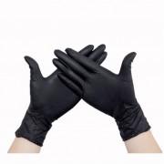 Nitril handschoenen Zwart, dikkere kwaliteit