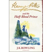 Half-Blood Prince Harry Potter 6 rejacket(J. K. Rowling)
