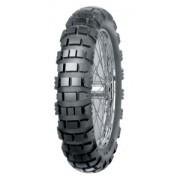 Mitas E09 Dakar ( 140/80-18 TL 70R marcaje M+S, gelb, Rueda trasera )