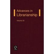Advances in Librarianship by Elizabeth A. Chapman