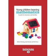 Young Children Learning Mathematics by Robert Hunting