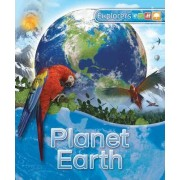 Explorers: Planet Earth by Daniel Gilpin