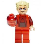 Lego Star Wars - minifigura canciller Palpatine con holograma