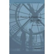 A History of Emotions, 1200-1800 by Jonas Liliequist