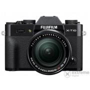 Aparat foto Fujifilm FinePix X-T10 (18-55mm), negru