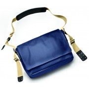 Brooks Barbican Shoulder Bag Canvas dark blue / black 2017 Messenger Bags & Kuriertaschen