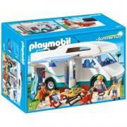 Summer Fun - Grote familie-camper