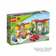 LEGO DUPLO Бензиностанция