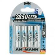 Ansmann 5035212 Pilas recargables (NiMh, AA, 4 unidades)