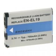 Power3000 PL529B-345 - acumulator replace tip Nikon EN-EL19, 700mAh