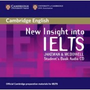 New Insight into IELTS Student's Book Audio CD by Vanessa Jakeman