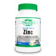 Zinc Chelatat: 50 mg 100tbl