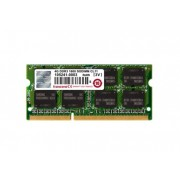 SODIMM, 4GB, DDR3, 1600MHz, Transcend (JM1600KSH-4G)