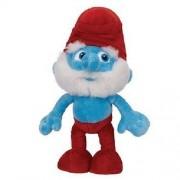 The Smurfs Plush Papa Smurf, 10 Inch