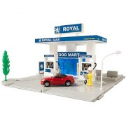 TOMICA Hypercity Rescue Gas Station Fire