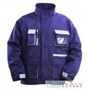 Munkavédelmi kabát NAVY sötétkék 60/62