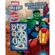 Marvel Super Heros - Hero-action Activities
