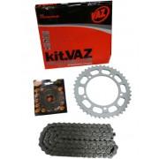 Kit Transmissão 525HOR110 GSXR750Y 00/04 Vaz