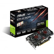 Asus Scheda Grafica GeForce GTX 750 Ti OC (STRIX-GTX750TI-OC-2GD5), 2GB GDDR5