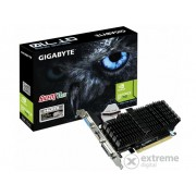 Placa video Gigabyte nVidia GT 710 1GB DDR3 - GV-N710SL-1GL
