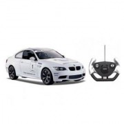 Rastar 114 Scale Flat Bmw M3 Motorsport Model Rc Car (Color White)