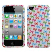 Protector Funda Iphone Apple 4S 4G Colours Balls