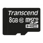 Card Transcend microSDHC 8GB Clasa 10