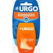 Urgo - Pansements Ampoules - Grand Format - Talon - Boite de 5