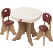 Spatiu de joaca Step2 Table With 2 Chairs