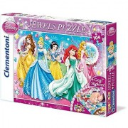 Clementoni Princess Twinkled Lady's Puzzle (104 Piece)